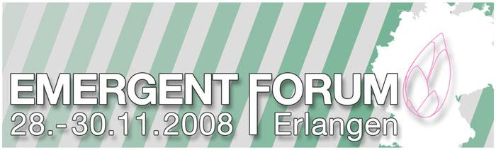 Emergent Forum 2008