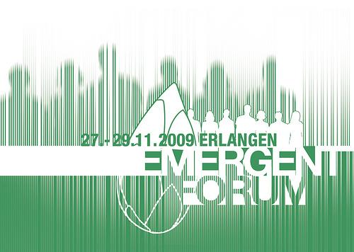 Emergent Forum 2009