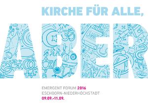 Emergent Forum 2016