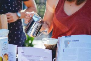 Kaffeegenuss will gelernt sein. Foto: ©Christoph Bartels